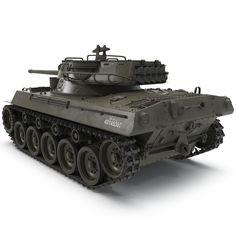 M18 Hellcat WWII American Tank Destroyer