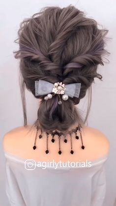 Hi, attractiveness, here we'll present you with a great deal of useful and fashionable hair tutorial. The DIT article Supplies … Loose Hairstyles, Headband Hairstyles, Braided Hairstyles, Wedding Hairstyles, Hairstyles Videos, Casual Hairstyles, Everyday Hairstyles, Medium Hair Styles, Short Hair Styles
