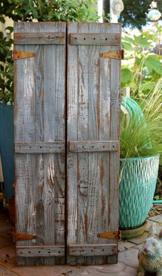Jewelry Holder - Necklace - Cabinet - Wood - Wooden - Handmade - Furniture PLEASE SEE NOTE ON COLORS BELOW.  ♥ Measures: 40 Tall x 18 Wide x 4.5