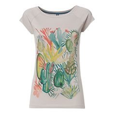ThokkThokk Cactus Cap Sleeve organic cotton, certified GOTS dyes and fairtrade.