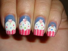 Nail Art Designs For Kids