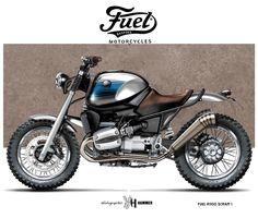 BMW R 1100 designs