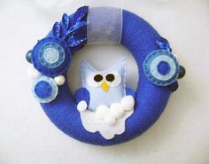 from shop RedMarionette from etsy.com....I really like the owl.