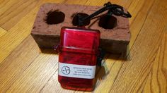 UNDERWATER GEOCACHE, geocaching container by TheRecycledGreenRose on Etsy