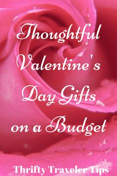 Budget gifts | Valentine's Day gifts | gifts on a budget | Saving money | romantic | gifts for him | gifts for her | cheap gifts for him | cheap gifts for her | cheap gifts | cheap presents | budget presents |