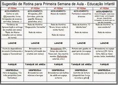 Confira a seguir os modelos: 1 2 3 FIQUE DE OLHO NA PRIMEIRA SEMANA DE AULA O que fazer na primeira semana de ...