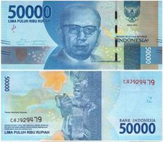 16 Best Indonesian Rupiah Images Indonesia Coins Banknote