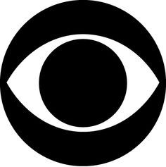 CBS For some reason this logo used to freak me out as a kid.  I don't know maybe it was from the Ritalin.