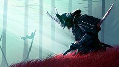 Medieval fantasy art warriors awesome 59 Ideas for 2019 Fantasy Samurai, Samurai Concept, Fantasy Art Warrior, Samurai Anime, Samurai Warrior, Medieval Fantasy, Arte Ninja, Ninja Art, Samurai Drawing