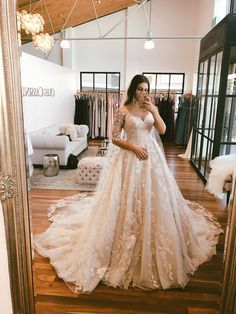 Book an appointment to find your dream gown today! #sydneybride #australianwedding #weddingdress #australia #sydney Designer Wedding Dresses, Bridal Dresses, Sydney Wedding, Wedding Vendors, Showroom, Australia, Magic, Gowns, Bride