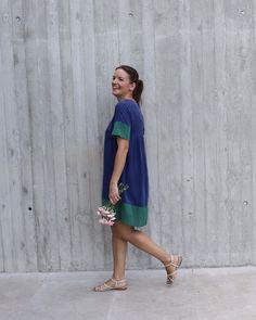 """happymomdiary l lifestyle blog on Instagram: """"FEIER DICH _______________________________________ Werbung . Jaaa, ich meine dich! Du bist wunderbar!  Denk daran, was du in deinem Leben…"""" Short Sleeve Dresses, Dresses With Sleeves, Blog, Instagram, Fashion, You Are Wonderful, Celebration, Advertising, Gowns With Sleeves"""