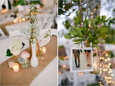 Chic Whimsical Wedding