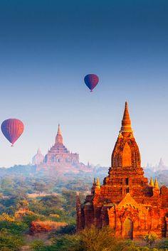 Bagan, Myanmar | Eas