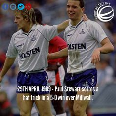 Spurs On This Day: 29th April  #THFC #COYS #TTID