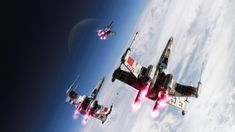1920x1080 Star Wars Force Awakens XWing Wallpaper By HD Wallpapers Daily 1920A 1080 X Wing