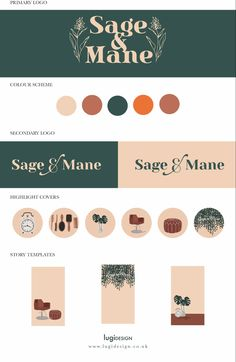 Neutral natural branding style guide for a hairdressing salon, bold, minimal, nude tones Brand Identity Design, Graphic Design Branding, Corporate Design, Logo Design, Graphic Design Illustration, Brand Design, Business Logo, Business Design, Logo Creator
