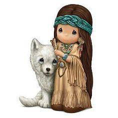 Precious Moments Spirit of Sacred Hearts Figurine Collection #collectiblefigurines #figurines #preciousmoments
