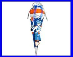 Schultüten - Polizei SCHULTÜTE ZUCKERTÜTE Polizist - ein Designerstück von belldessa bei DaWanda