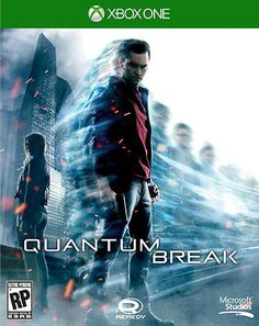 - Quantum Break - Xbox One Master time to survive the present… and save the future. From the creators of Alan Wake and Max Payne com. Xbox 1 Games, Geek Games, Pc Games, Studios, Xbox One Box, The Newest Xbox, Quantum Break, Xbox 360, Videogames