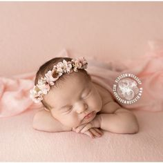 Looking completely adorable wearing or NORA floral crown. Looking completely adorable wearing or NORA floral crown. Baby Poses, Newborn Poses, Newborn Shoot, Baby Girl Newborn, Newborns, Newborn Photo Outfits, Baby Boy, Newborn Photography Poses, Newborn Baby Photography