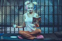 Character: Harley Quinn (Dr. Harleen Quinzel) / From: DC Comics & Warner…