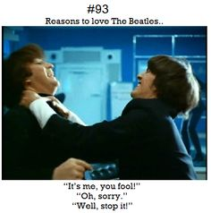 Reasons To Love The Beatles!