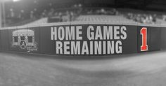 And then there was 1. #TurnerFieldFarewell