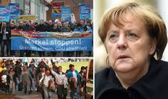 Angela Merkels political career OVER as party overtaken by right-wing AfD in popularity