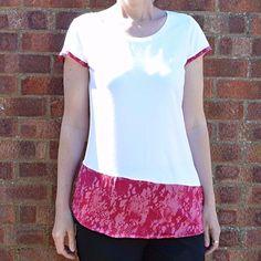 T shirt Refashion :http://vickymyerscreations.co.uk/tutorial-2/t-shirt-refashion/?utm_medium=social