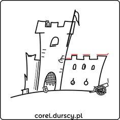 Ruiny #corel_durscy_pl #durskirysuje #corel #coreldraw #vector #vectorart #illustration #draw #art #artist #digitalart #graphics #graphicdesign #flatdesign #flatdesign #creative #creativity #visualart #visualdesign #inspiration #dom #domek #bajka #apartament #home #house #residence #apartments #story #ruiny #ruin #zamek #castle #rycerz #knight #armor Knight Armor, Coreldraw, Flat Design, Vector Art, Apartments, Digital Art, Creativity, Castle, Graphics