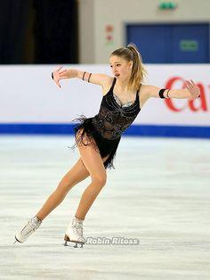 Maria SOTSKOVA ISU World Junior Figure Skating Championships