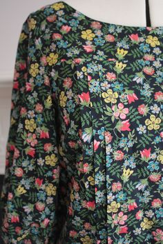 Tilly & The Buttons Mathilde in Liberty Tana Lawn