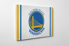 Hey, I found this really awesome Etsy listing at https://www.etsy.com/listing/261014541/golden-state-warriors-canvas-print
