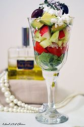 Sunday aux légumes Martini, Tableware, Glass, Kitchen, Healthy, Recipe, Kitchens, Dinnerware, Cooking