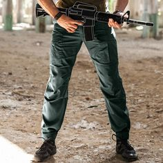 Buy Men's Urban Pro Stretch Tactical Pants at Tactical World Store for outdoor sportsmen, EMTS, FBI and SWAT Team etc. Gurantee low price and high quality. Military Tactical Boots, Tactical Pants, Drop Leg Holster, Steel Toe Work Shoes, Work Sneakers, Mens Cargo, Military Style Jackets, Black Khakis, Military Fashion