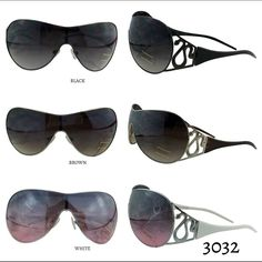 ❗️BOGO ALL sunglasses several colors available! New sunglasses by Lil+Lo: choose from Black lens with black frames, brown lens with brown frames or pink lens with white frames. Arrives  perfectly in signature Lil+Lo packaging. Several more new styles available. 🎉Our goal is to give you FUN affordable fashion🎉. ❌TRADES❌  😎 SPECIAL➡️ BUY 1 PAIR OF SUNGLASSES GET ONE FREE - ANY STYLE/COLOR⬅️ Lil+Lo Accessories Sunglasses
