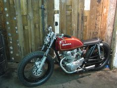 Honda CB500 1976