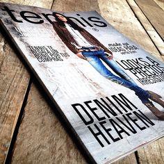 Tennis Magazine Diciembre 2012 www.tennis.com.co
