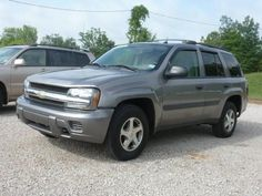 2005 Chevrolet TrailBlazer, 87,949 miles, $8,990.