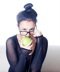 Model - Wardi. Photographer - Cara. Round Glass, Glasses, Model, Eyewear, Eyeglasses, Scale Model, Eye Glasses, Models