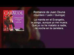 Manolo Caracol - Romance de Juan Osuna (con letra -