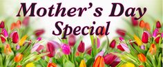 $13.00 Mother's Day Buffet by Pines Catering | Catering Online
