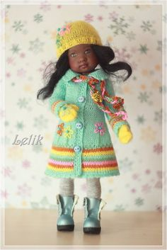"Hand made set for Riley Kish, Effner heartstring and other 7-8"" Doll #ClothingAccessories"