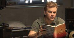 Matt Damon reading The Martian