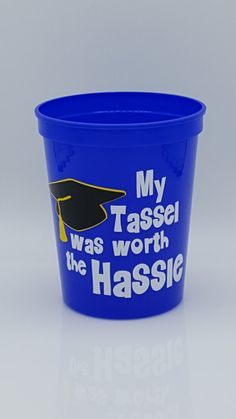 Graduation Party, Stadium Cups, Plastic Cups, Party Supplies, Grad Party, Graduation Party Ideas, College Graduation, Class Of 2017
