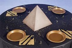 egyptian centerpieces for tables | decorations it s a great idea to include the egyptians ideas we all ...