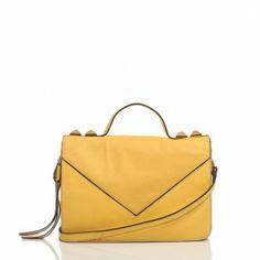 Leather Handbags - Grayson Top Handle Crossbody Handbag by Linea Pelle  #LPholiday