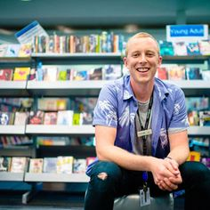 Lovely photo essay about young librarians in New Zealand.