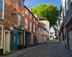 Where should spend a week in the UK? This Three day, expandable East Anglian itinerary - is full of history, charm and variety Northeast of London.: Suggested Itinerary: Day 3 - Norwich