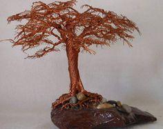 Wire Tree SculptureWire ArtMetal TreeWire TreesWire